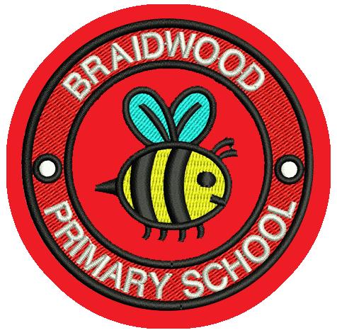 Braidwood Primary School Badge